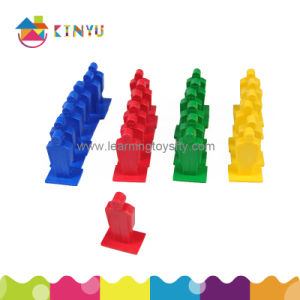 Educational Toys Counting Pawns and Counters for Classroom pictures & photos