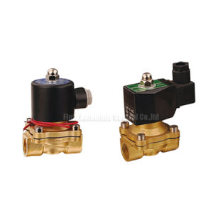 Orifice 16~50mm 2W Direct Acting Solenoid Valve
