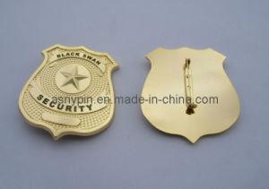 Metal Gold Uniform Lapel Pin pictures & photos