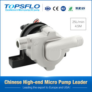 Solar 12V DC Miniature Sun Pump for Tankless Water Heater pictures & photos