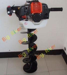 Gasoline Power 49cc Ground Driller/Hole Digger/Earth Auger
