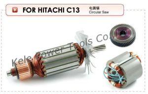 Armatures, Stators, Gear Sets for Power Tools Hitachi C13 pictures & photos
