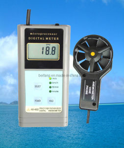 Digital Anemometer (AM-4832) pictures & photos