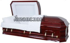 Wood Casket (JS-A120)