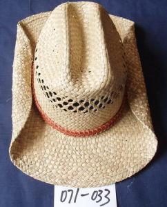 Sea Grass Hat Cowboy Hat (071-033) pictures & photos