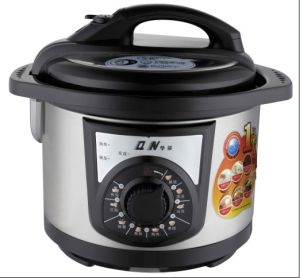 Auti-Fingerprints Stainless Electric Pressure Cooker