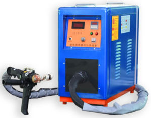 Dh-18kw Portable Type Induction Heating Equipment pictures & photos