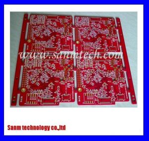 8 Layers PCB (Immersion Gold PCB) (MP203) pictures & photos
