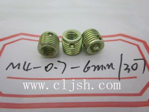 M4*0.7 Ss Tap Lock Insert for Plastics with Competitive Price
