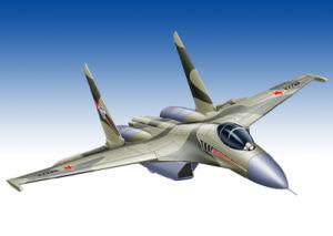 R/C SU-27 Sukhoi Flanker (233)