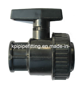 PVC Single Union Ball Valve for Irrigation