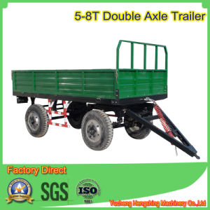 SGS Farm Trailer in 6 Tons pictures & photos