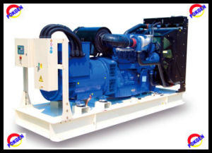 600kw/750kVA Silent Diesel Generator Set Powered by Perkins Engine