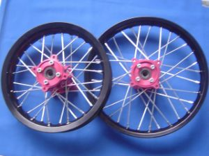 CNC Pit Bike Wheels Hub Rims Parts