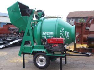Concrete Mixer Jzc 350 with Diesel Engine pictures & photos