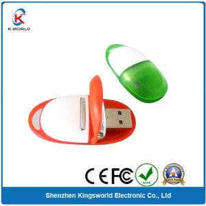 OEM Plastic USB Flash Drive pictures & photos