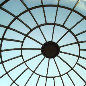Clear Laminated Glass Dome Hot Selling pictures & photos
