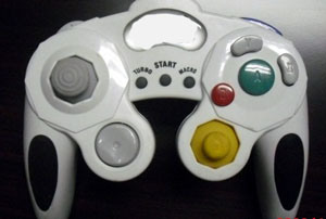 Gamepad for NGC