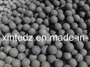 B2 Forged Ball, Grinding Steel Ball for Mines (dia50mm) pictures & photos