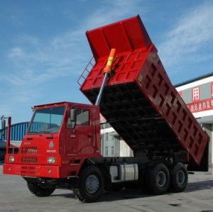 Sniotruk HOWO Mineral Dumper 6X4 Mining Dump Truck