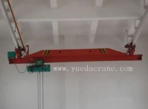 Single Beam Underslung Crane (LX Model)