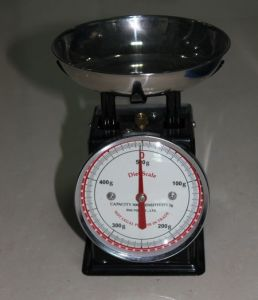 500g Manual Metal Spring Scale pictures & photos