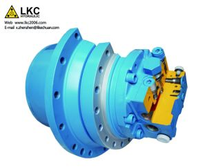 Piston Motor Part for Komatsu 10t~13t Digger pictures & photos