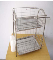 Stainless Steel Rack (CAW-1018)