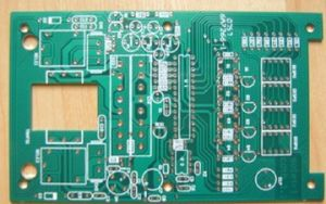 Electronic PCB Board/Single Sided with High Quality pictures & photos
