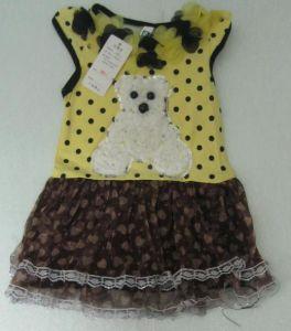 New Fasion Pretty Girl′s Dress