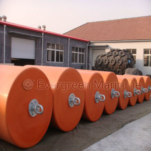 Cylindrical Buoy, Support Buoy, Pick up Buoys, EVA Foam Buoyancy Buoys with PU Skin pictures & photos