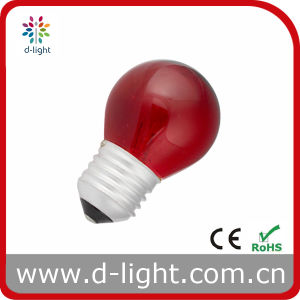 G45 out-Painted Color Groud Ball Bulb