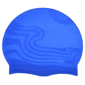 Food Grade Silicone Material Swimming Cap pictures & photos
