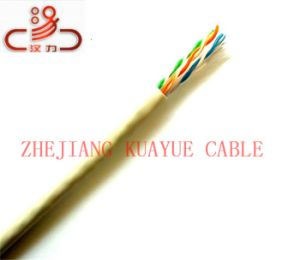 LAN Cable CAT6 /Computer Cable/ Data Cable/ Communication Cable/ Audio Cable pictures & photos