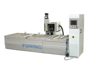 CNC Door Lock Boring and Hinge Drilling Machine