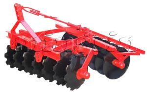 1bqx Series Light-Duty Disc Harrow for 25HP (1BQX-1.3) pictures & photos