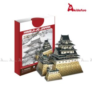 3D Puzzle Hime Ji-Jo Japan