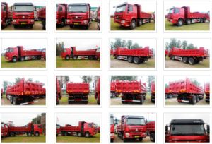Sinotruk HOWO Dump Truck for Indonesia Market Rhd Dump Truck pictures & photos