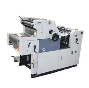 Single-Color Offset Printing Machine (AC47II) pictures & photos