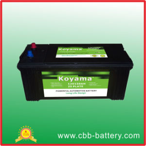 DIN Maintenace Free Truck Battery  (65031 N150, 145G51) pictures & photos