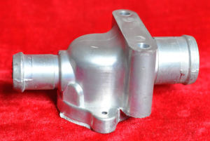 Connection Pipe Aluminum Die Casting Parts