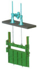 Motor Adjustable Sluice Gate