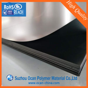300 Micron Opaque Black Plastic Pet Film for Thermoforming pictures & photos