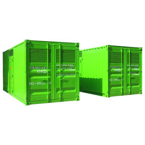 20 Foot Containerised Gas Generator with CE and CCS Certificate