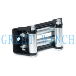 Roller Fairlead of ATV Electric Winch pictures & photos