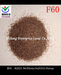 Brown Fused Alumina for Vitrified Grinding Wheel& Resin Wheel Raw Materials pictures & photos
