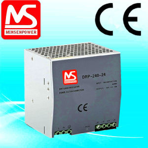 Dr-240-24/ 240W 24V 10A DIN Rail Power Supply