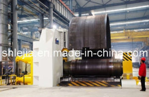 W11S-270/360x3500mm-3 Roll Plate Bending Machine pictures & photos
