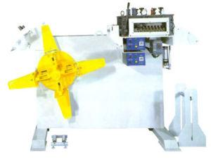 2 in 1 Straightener Machine and Uncoiler Machine TLS