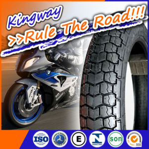 Motorcycle Tire Tubeless Tyre 3.50-16 pictures & photos
